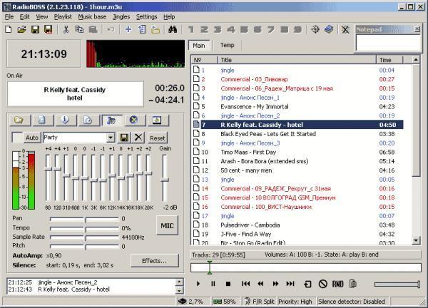 RadioBOSS 1
