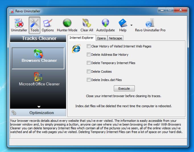 Revo Uninstaller_screen-2