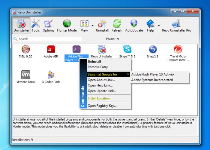 Revo Uninstaller_screen-3