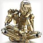 Robot–Damaku logo