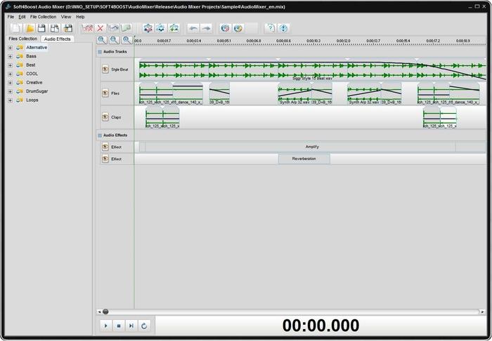 Soft4Boost Audio Mixer 1