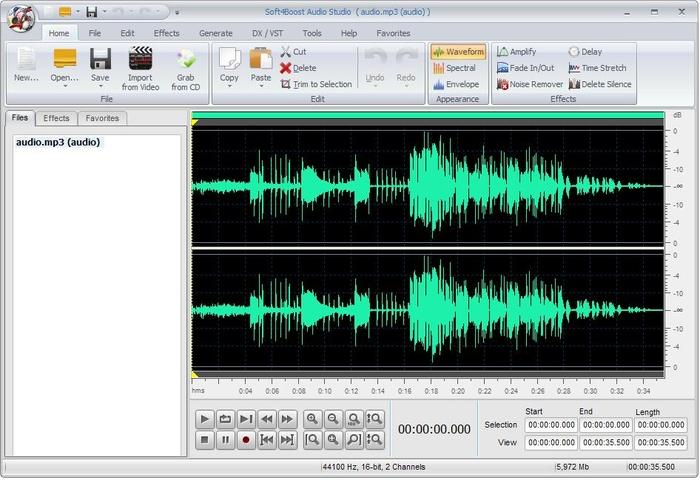 Soft4Boost Audio Studio 1