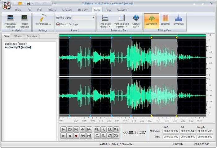 Soft4Boost Audio Studio 4