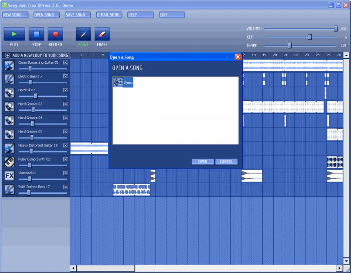Sony Jam Trax XPress 2