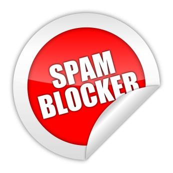 button aufgedreht spam-blocker 1