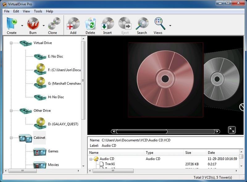 Virtual Drive Pro 2
