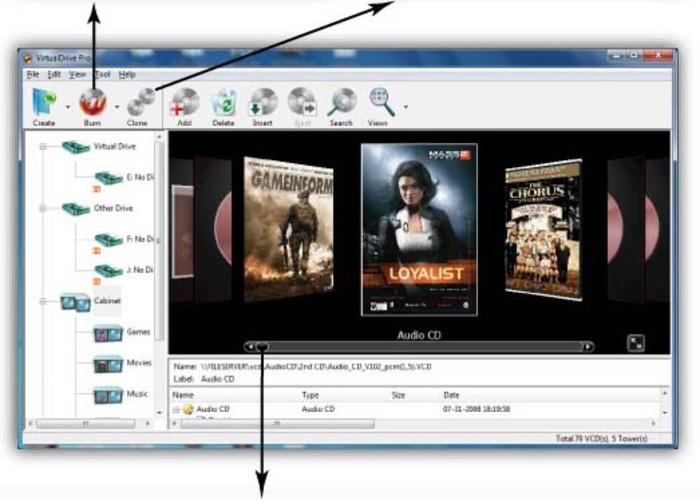 Virtual Drive Pro 3