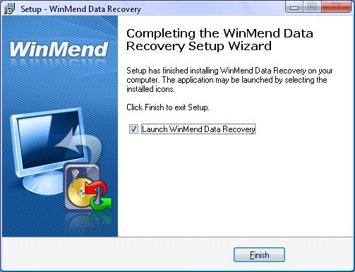 WinMend Data Recovery