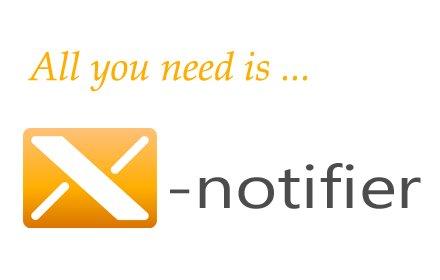 X–notifier logo