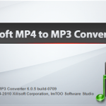 Xilisoft MP4 to MP3 Converter logo