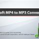 Xilisoft MP4 to MP3 Converter logo