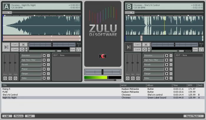 Zulu DJ Software 3