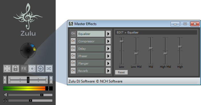 Zulu DJ Software 4