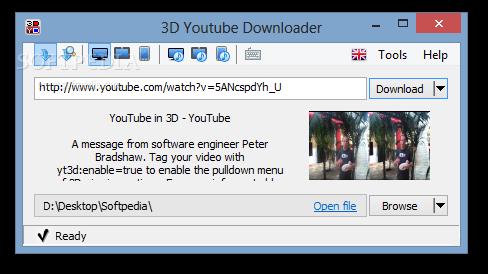 3D Youtube Downloader 2