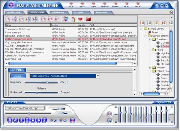 программа для обработки mp3 на русском