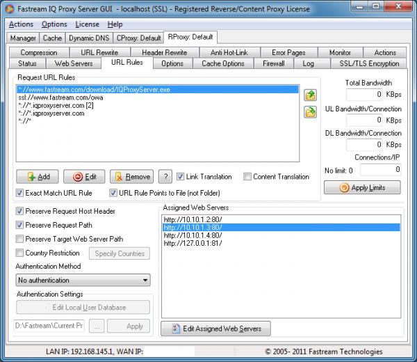 Eproxy Proxy Server