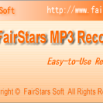 FairStars MP3 Recorder 2
