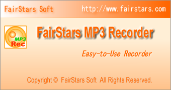 FairStars MP3 Recorder 2