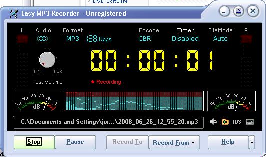 Free Mp3 Recorder
