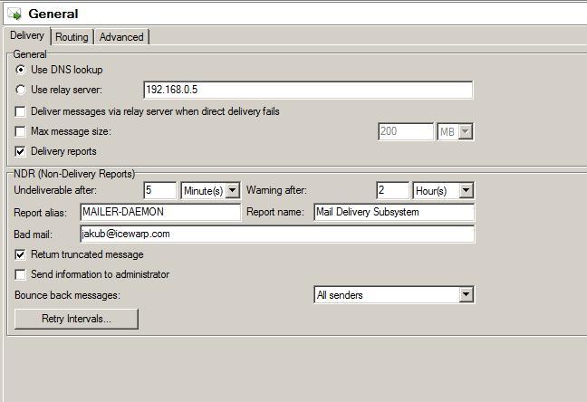 IceWarp Server 2