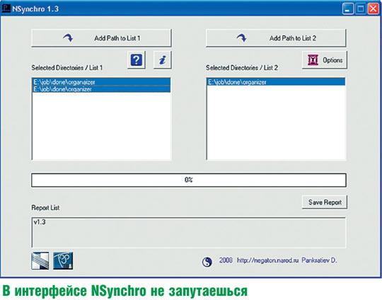NSynchro 2