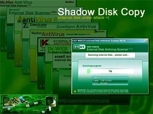 Shadow Disk Copy 2