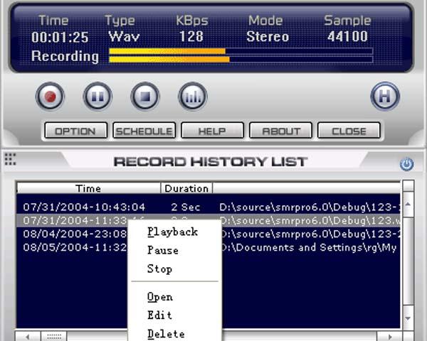 Super Mp3 Recorder 2