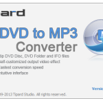 Tipard DVD to MP3 Converter 2