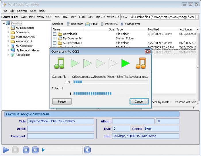 Total Audio Converter 2