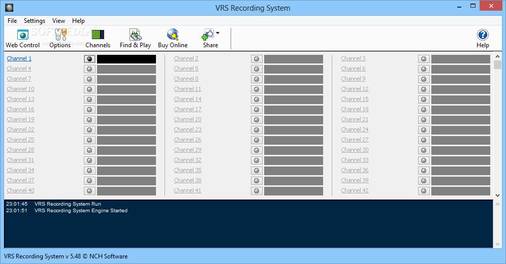 VRS Recording System 2
