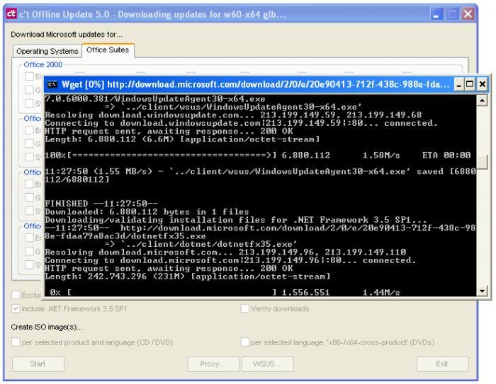 WSUS Offline Update 2