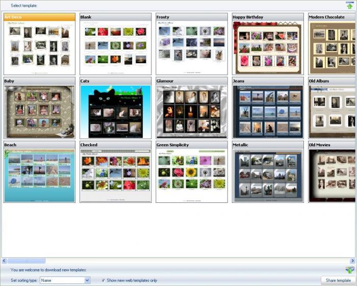 Web Photo Album 2