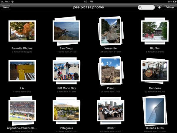 Web Photo Album