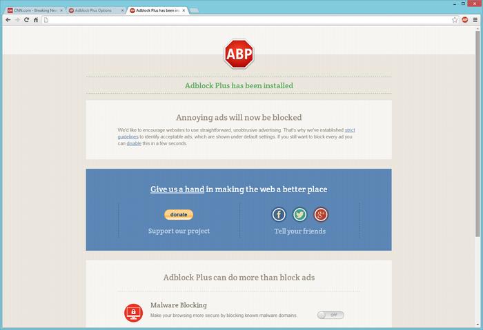 Adblock Plus 2