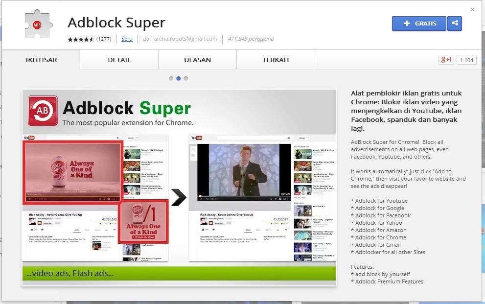 Adblock Super 3