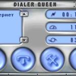 Dialer Queen