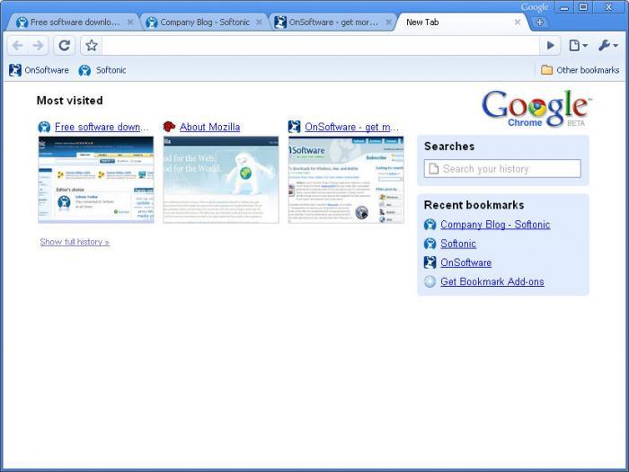 Google Chrome Portable 2