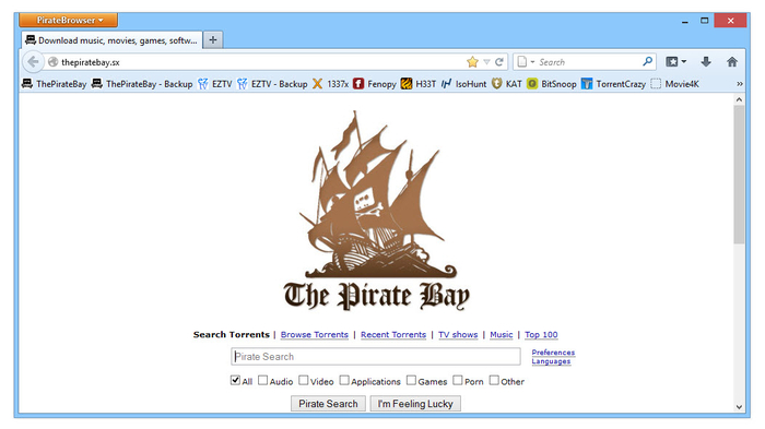 Pirate Browser 3
