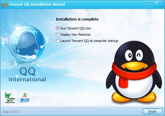 QQ International 3
