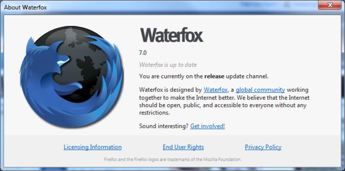 Waterfox 2