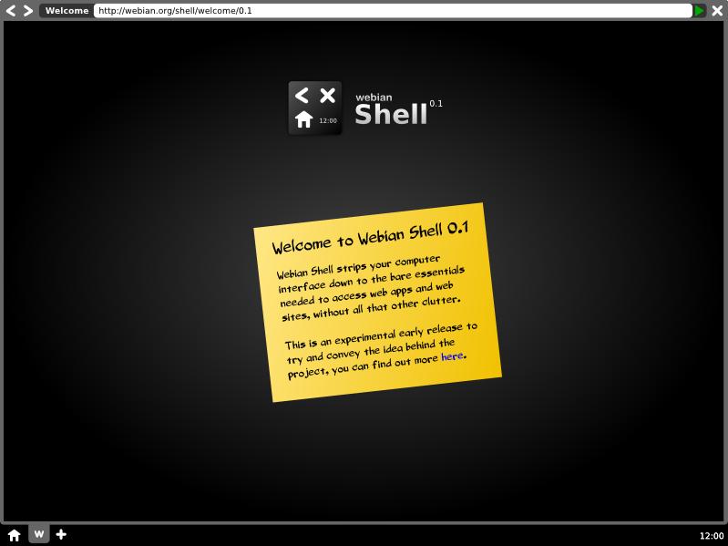 Webian Shell 2