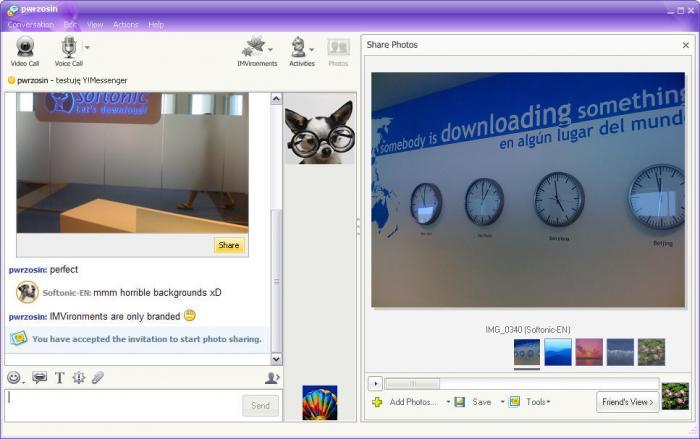 Yahoo! Messenger 3