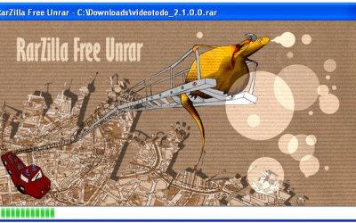 Скачать RarZilla Free Unrar бесплатно на русском языке - последняя