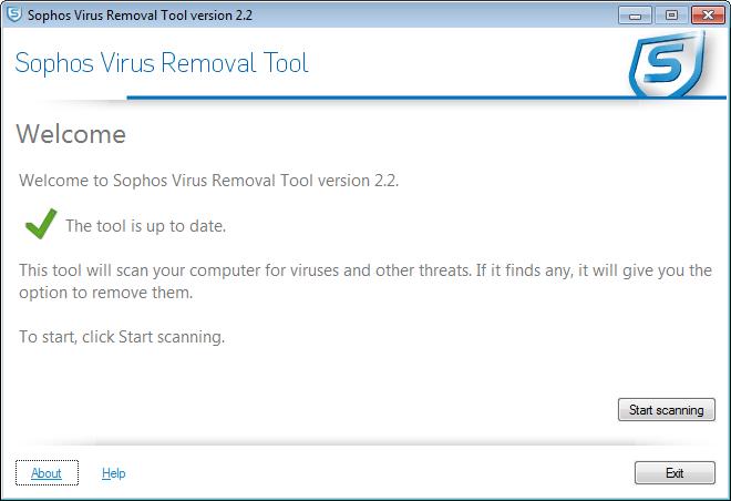 Sophos_Virus_Removal_Tool_1