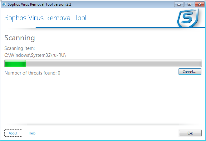 Sophos_Virus_Removal_Tool_2