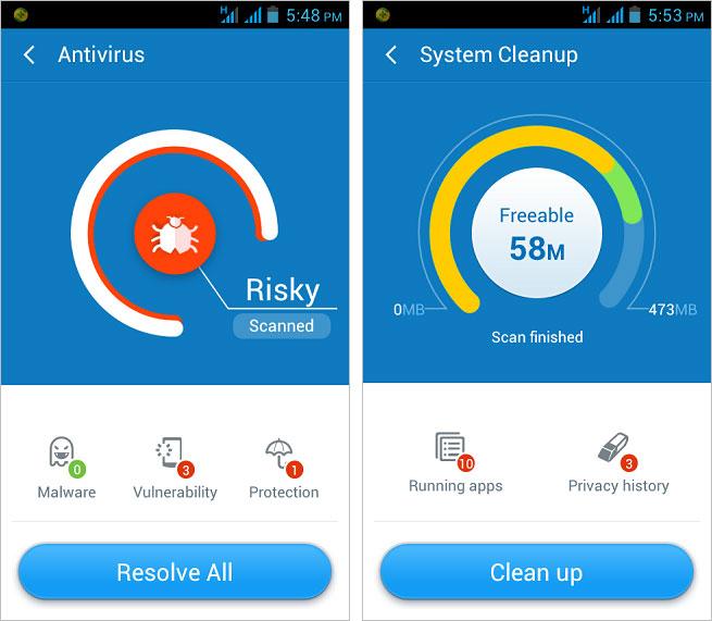 360 security для android скачать на русском