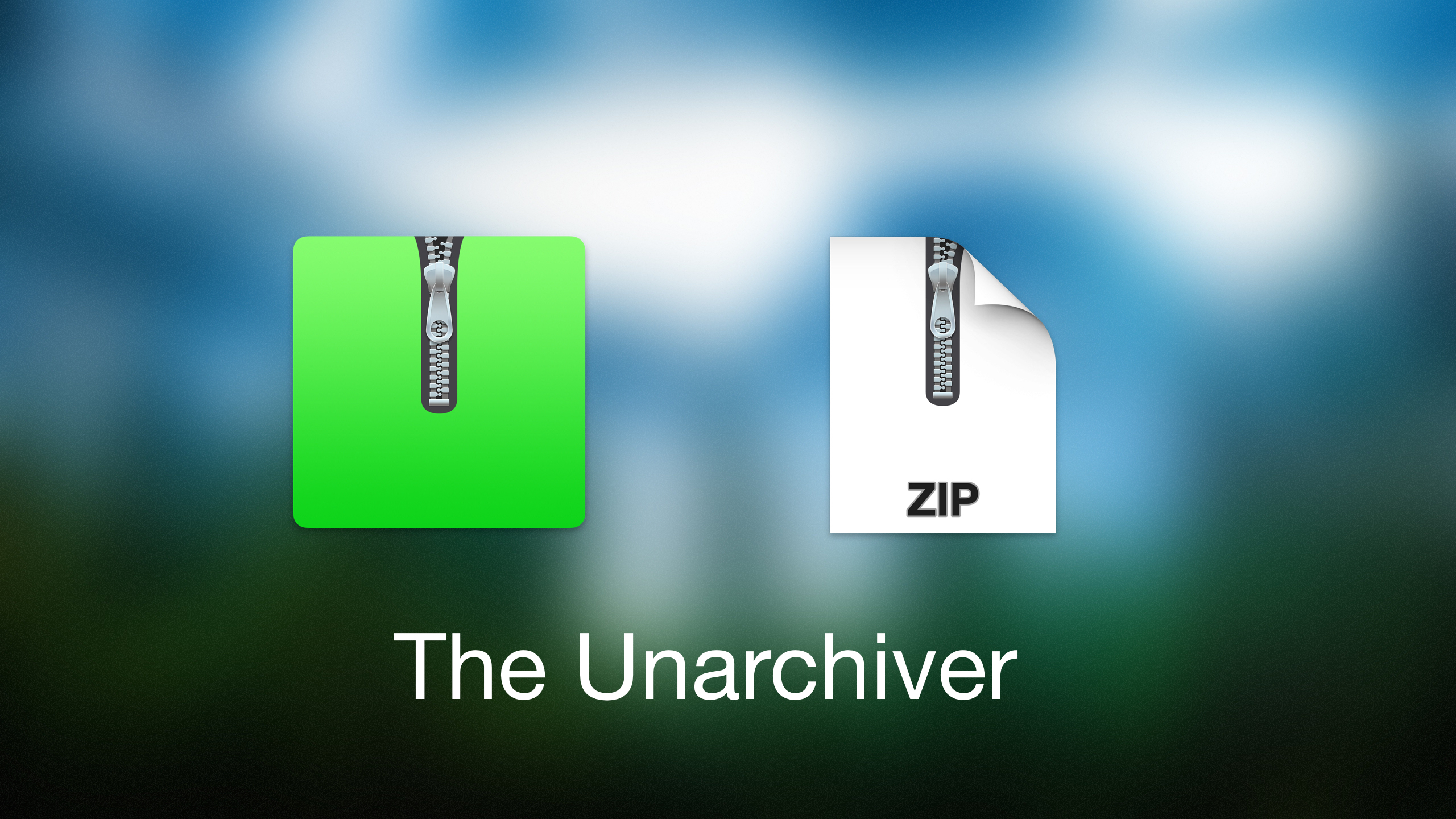 Скачать The Unarchiver для Mac OS бесплатно на русском языке