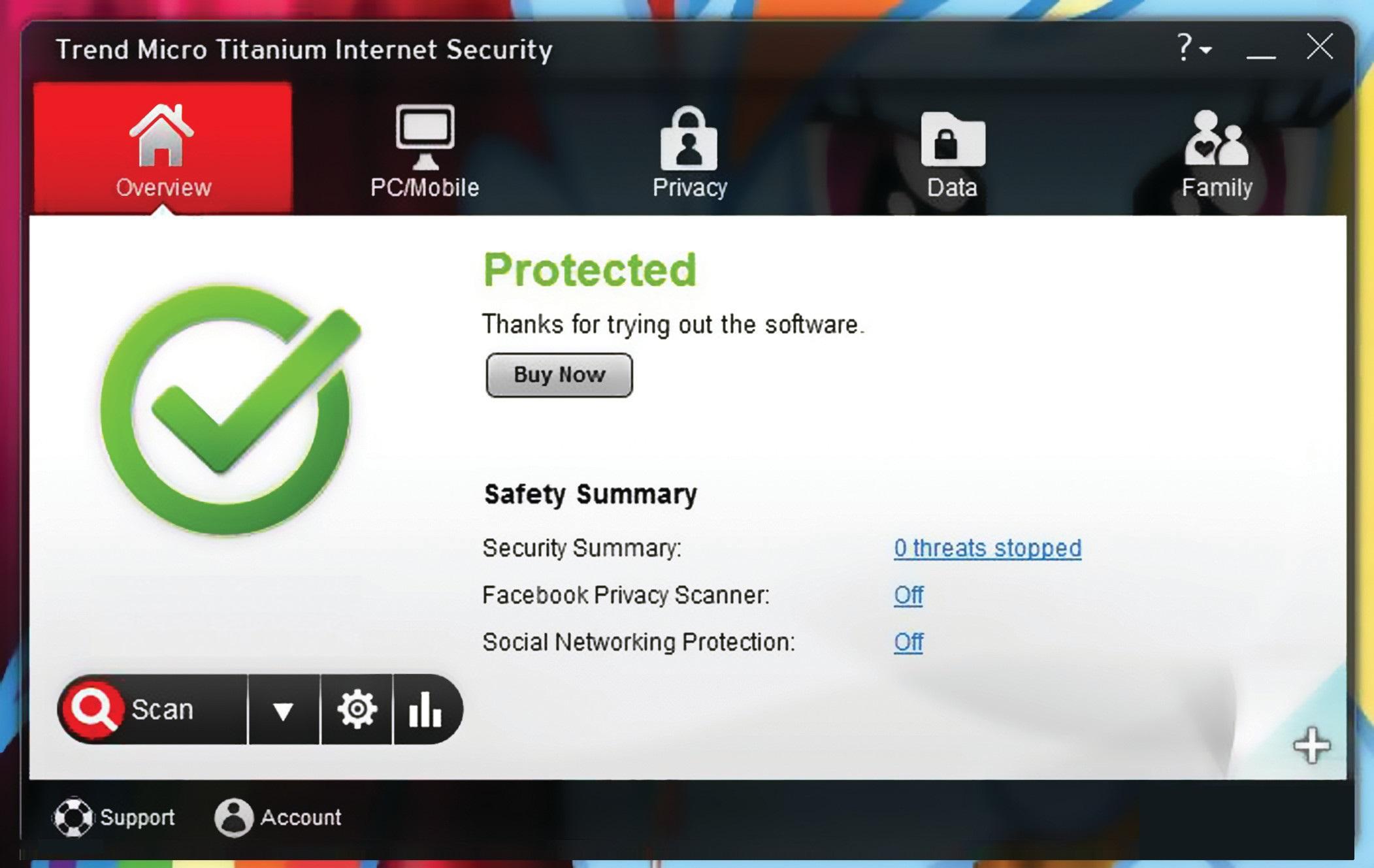 Скачать Trend Micro Internet Security для MacOS бесплатно на