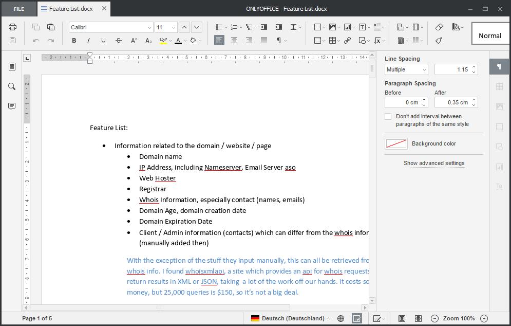 Скачать OnlyOffice Desktop Editors бесплатно на русском языке ...