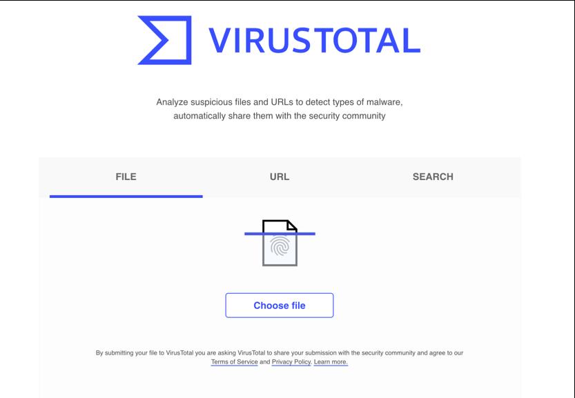VirusTotal: Описание, особенности, отзывы